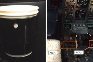 Phi công làm đổ cà phê trong buồng máy, tàu bay chở 326 hành khách phải quay đầu