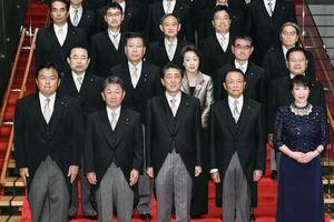Tỷ lệ ủng hộ chính phủ Nhật Bản tăng cao sau cải tổ Nội các