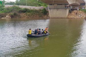 Đã tìm thấy thi thể phụ nữ nhảy xuống sông ở Quảng Trị