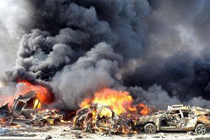 Nổ lớn tại biên giới Syria–Thổ Nhĩ Kỳ làm ít nhất 25 người thương vong