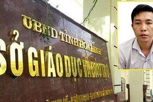 Gian lận thi cử ở Hòa Bình: Bộ Công an khởi tố thêm 2 tội danh đưa và nhận hối lộ