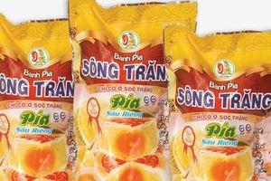 Bánh pía sầu riêng trứng Sông Trăng tại Đà Nẵng bị thu hồi do nhiễm khuẩn gây ngộ độc