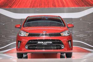 Kia Soluto chính thức chốt giá 399 triệu đồng, thách thức đối thủ Toyota Vios, Accent