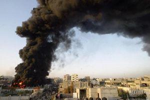 Xung đột ở dải Gaza: Hòa bình Trung Đông bị đe dọa