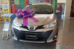 Tốp 10 ô tô bán chạy tháng 8: Toyota Vios không có đối thủ