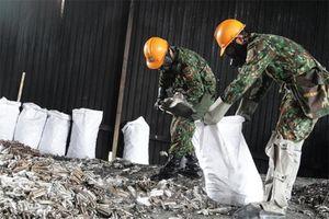 Triển khai các giải pháp tốt nhất khắc phục hậu quả sau vụ cháy ở Công ty Rạng Đông