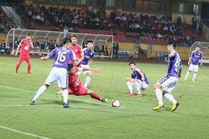 Vòng 23 V-League 2019: Hà Nội FC thi đấu không có khán giả, HAGL gặp khó tại sân Thống Nhất