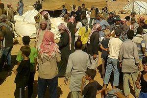Trại tị nạn Rukban từ chối cho LHQ sơ tán dân