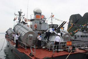 Tàu Osa của Hải quân Việt Nam mang 8 tên lửa Kh-35?
