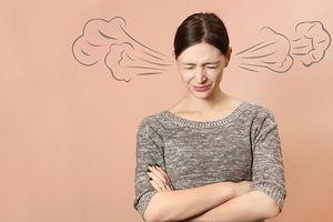 6 điều nên làm khi tức giận