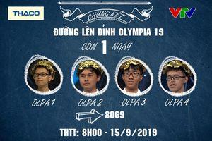 Thành tích học tập của 4 nhà leo núi xuất sắc nhất Olympia 2019