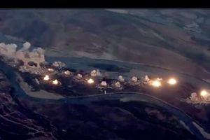 Iraq: 25 thành viên IS bị tiêu diệt trong cuộc không kích bằng hơn 36 tấn bom