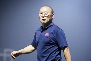 Báo Hàn đưa tin sốc về đàm phán hợp đồng với ông Park, VFF phủ nhận