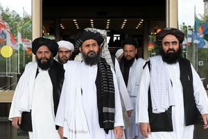 Đàm phán hòa bình với Mỹ sụp đổ, phái đoàn Taliban lập tức thăm Nga