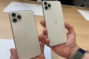 Apple bắt đầu nhận đơn đặt hàng trước iPhone 11, 11 Pro và 11 Pro Max