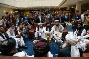 Đàm phán với Mỹ sụp đổ, Taliban tới Nga