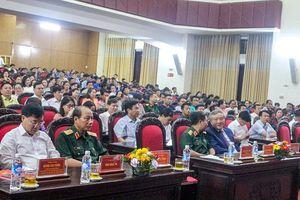 Kỷ niệm 74 năm ngày Truyền thống TAND và giao lưu văn nghệ Tòa án hai nước Việt - Lào