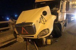 Tài xế container gây tai nạn ra trình diện; xác định được danh tính nạn nhân tử vong