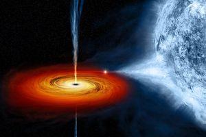 Cảnh báo hố đen khổng lồ ở trung tâm Ngân Hà ngày càng 'háu đói'