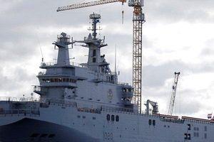 'Thành bại' tại Crimea: Bị Pháp từ chối phũ phàng, Nga vẫn 'lãi lớn' khi nắm trọn bí mật tàu sân bay?