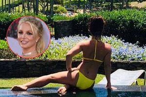 Vừa xuất hiện với thân hình sồ sề, Britney Spears đã vội đăng hình body nuột nà, cư dân mạng 'la ó' toàn sản phẩm chỉnh sửa