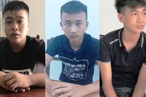 Tưởng người đồng tính, nhóm thiếu niên cướp 'nhầm' 2 cán bộ công an