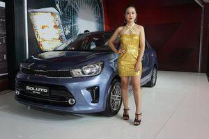 Kia Soluto chính thức ra mắt, giá thấp nhất phân khúc