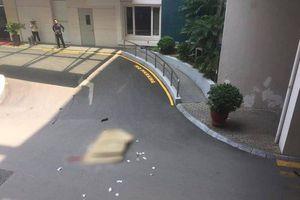 Phát hiện người đàn ông tử vong dưới sảnh tòa nhà Parkson Hải Phòng