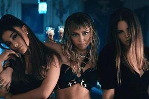 Sau 24h đầu, MV hợp tác của Ariana Grande, Miley Cyrus và Lana Del Rey thu về những thành tích nào?