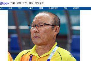 Báo Hàn Quốc nói VFF ra điều kiện ký hợp đồng cực khó với HLV Park Hang Seo