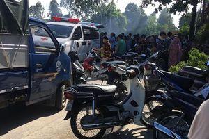 Khởi tố, bắt tạm giam kẻ đâm chết anh trai trong lễ cúng 49 ngày bố ở Thái Bình