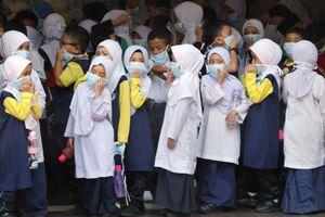 Malaysia, Indonesia đổ lỗi cho nhau gây ra những đám cháy rừng