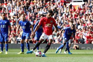 Trực tiếp MU 1-0 Leicester City: Rashford mở tỷ số từ chấm 11m
