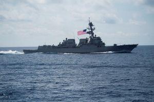 Bị Mỹ thách thức ở Biển Đông, Trung Quốc lên tiếng
