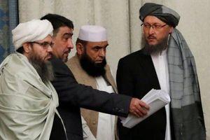 Phái đoàn Taliban đến Nga sau khi Mỹ hủy bỏ đàm phán hòa bình