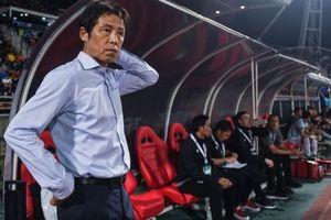 HLV Nishino lên kế hoạch đá bại Van Marwijk