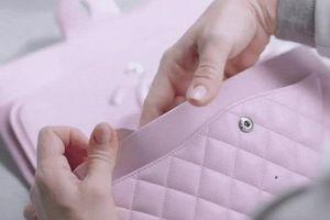 Đây chính là quá trình làm ra chiếc túi Chanel giá trăm triệu đồng
