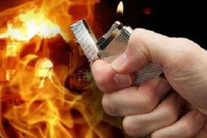 Chồng dùng xăng đốt vợ rồi tự thiêu, cả 2 thiệt mạng