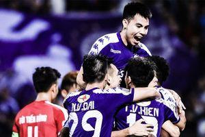 Highlights CLB Hà Nội 5-2 Viettel