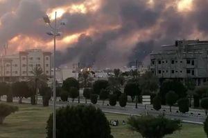 Iran phủ nhận đánh nhà máy dầu Saudi, cảnh báo sẵn sàng chiến tranh
