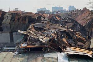 Vụ cháy Rạng Đông: Mức độ phơi nhiễm thủy ngân tại khu vực cháy thấp
