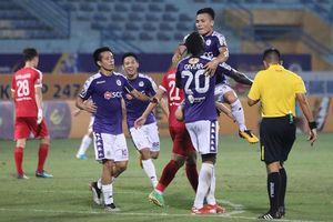 Quang Hải rực sáng, Hà Nội FC ngược dòng ấn tượng trước Viettel