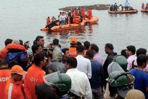 Lật tàu du lịch ở Ấn Độ, ít nhất 12 người thiệt mạng