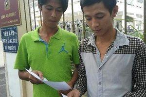 VKSND quận 7, TP HCM bồi thường gần 1 tỉ đồng cho 2 thợ hồ