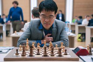 Lê Quang Liêm thẳng tiến vòng 3 World Cup cờ vua