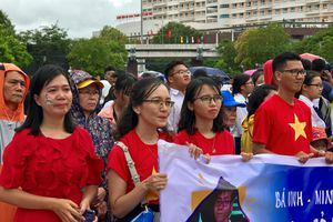 Không giành được vòng nguyệt quế, Nguyễn Bá Vinh vẫn làm nức lòng người Tây Đô