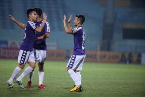 Hà Nội tiến sát ngôi vô địch sau trận thắng ngược Viettel trên sân không khán giả