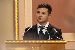 Tổng thống Ukraine đòi lấy lại Crimea, tuyên bố không 'nói suông'