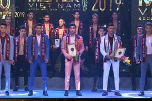 Lần đầu tiên có 2 thí sinh cùng đăng quang Quán quân Mister Việt Nam 2019