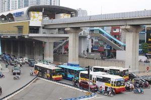 Hà Nội sẽ mở thêm nhiều làn đường ưu tiên cho xe buýt